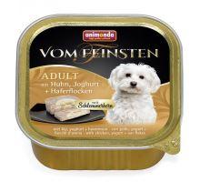 V.Feinsten CORE kuřecí, jogurt + vločky pro psy 150g