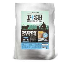 Topstein Fish crunchies Puppy / Junior 1kg