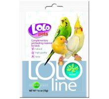 LOLOLINE Alga - morská riasa pre vtáky 10 g