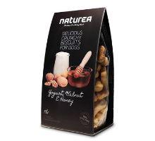 Naturea GF sušienky - jogurt, vlašské orechy, med 230g