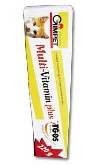 Gimpet mačka Pasta Multi-Vitamin plus TGOS 100g