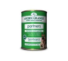 Arden Grange Partners fresh Lamb, Rice & Vegetables 395g exp. 09/2018