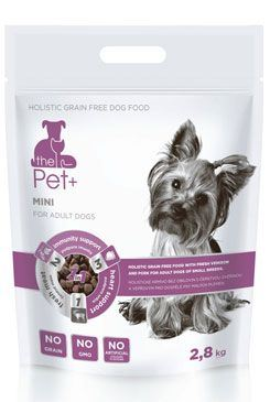 Krmivo Pet + 3v1 pes MINI Adult 2,8 kg