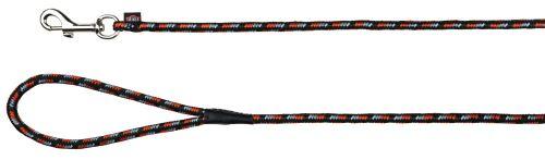 Mountain Rope trekové vodítko 10 m / 8 mm čierno / oranžové