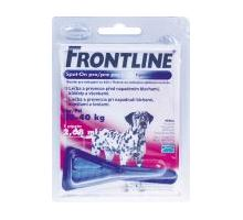 Frontline Spot-On Dog L sol 1x2, 68ml