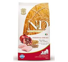 N & D Low Grain DOG Puppy Starter Chicken & Pomegranate 800g