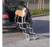 Petwalk skladacie schodíky 37 x 57 x 120 cm, do 75 kg