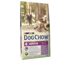 Purina Dog Chow Senior Lamb + Rice 14kg