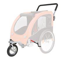 Predné koleso a držadlo k vozíku 24605, konverzie na behanie