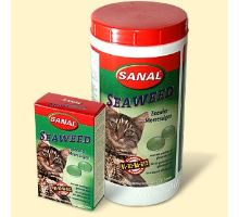 Sanal Cat Seaweed 60g