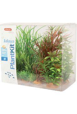 Rastliny akvarijné JALAYA 4 sada Zolux