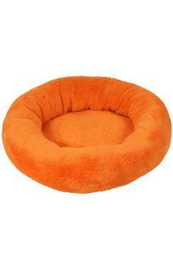 Pelech Amélie plyš guľatý 50cm Oranžová A30 1ks