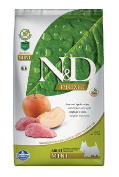 N & D PRIME DOG Adult Mini Boar & Apple 2,5kg