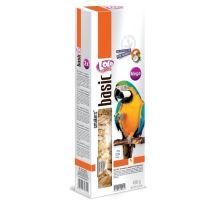 Lolo SMAKERS MEGA 2 klasy orech-kokos pre veľké papagáje 450g