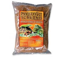 Terarijní podestýlka kokosové vlákno dlouhé 4l FAUNA I FLORA  VÝPREDAJ