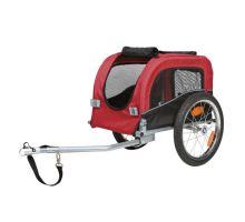 Vozík pre psa za bicykel S 38x37x58cm do 20 kg