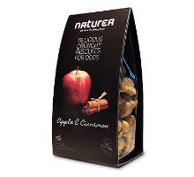 Naturea GF sušienky - jablko, škorica 230g