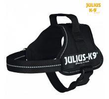 Julius-K9 silový postroj čierny