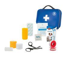 Lekárnička prvej pomoci pre psov a mačky - obväzy