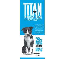 TITAN Premium Puppy 20 kg