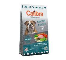 Calibra Dog Premium Line Senior&Light 2 balenia 12kg