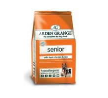 Arden Grange Senior with fresh Chicken & Rice 6kg