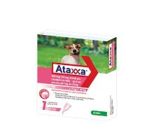 Ataxx Spot-on Dog M 500mg / 100mg 1x1ml