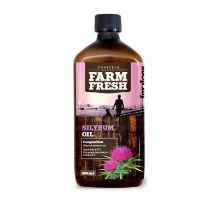 Farm Fresh Ostropestřecový olej / Silybum Oil / 500 ml