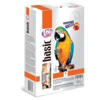 Lolo BASIC kompl.ovocné krmivo pre veľké papagáje 900g krab