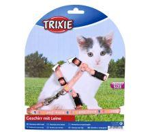 Postroj pre mačiatka KITTY CAT 21-33 cm/8 mm/1,20 m VÝPREDAJ