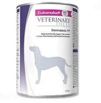 Eukanuba VD Dog konzerva Dermatosis FP 400g