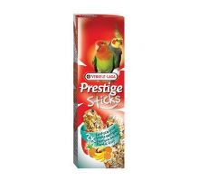 Versele-LAGA Prestige Sticks pre papagáje Exotic fruit 2x70g