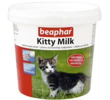 Beaphar mlieko kŕmne Kitty Milk mačka plv 500g