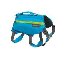 Ruffwear ruksak pre psov, Singletrak Pack, modrý