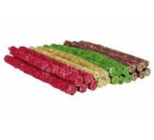 Tyčinka chroupací 9-10mm/12cm mix farieb TRIXIE 100ks mix farieb