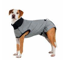 Ochranný oblek na trup po operácii sivý