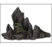 Dekorácie akvarijné Skála 21,5 x 10 x 12,5 cm 1ks VÝPREDAJ