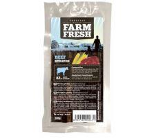 Topstein Farm Fresh Beef Stripes 100g
