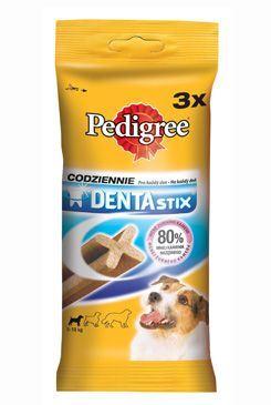 Pedigree Pochúťka Denta Stix Small 3ks 45g
