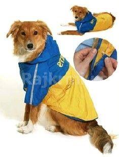 Obleček SPORT Žltá / Modrá s kapucňou 2V1 40cm KARLIE