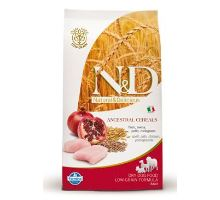 N & D Low Grain DOG Adult Mini Chicken & Pomegranate 800g