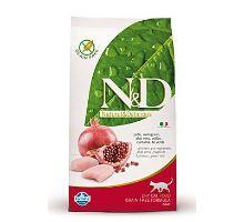 N&D Grain Free CAT Adult Chicken & Pomegranate 2 balenia 10kg