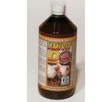 AMIVIT D hydina 500ml