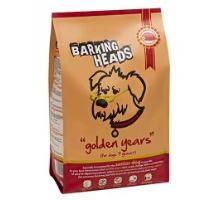 Barking Heads Golden Years 6kg