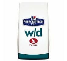 Hill 's Feline W/D Dry 5kg