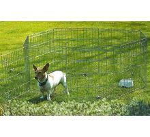 Ohrádka kovová pre psa Dog Park 1