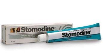 Stomodine gél 30g