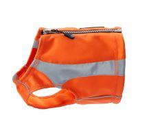 Vesta reflexné Hurtta Lifeguard Polar oranžová S VÝPREDAJ