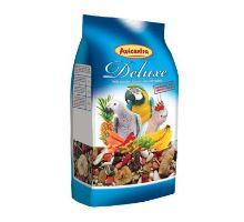 Avicentra Deluxe veľký papagáj 1kg