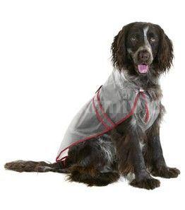 Pršiplášť pre psov PVC 55cm KARLIE